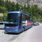 croatia bus
