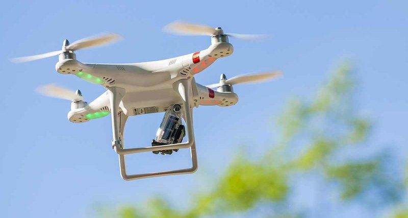 правила использования дрона